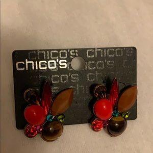 Earrings Brand: Chico's